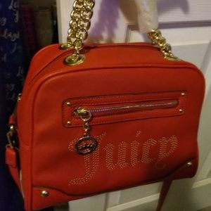 NWT Authentic Juicy Couture purse